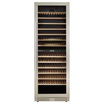 Винный шкаф на 165 бутылок двухзонный Cellar Private CP165-2T