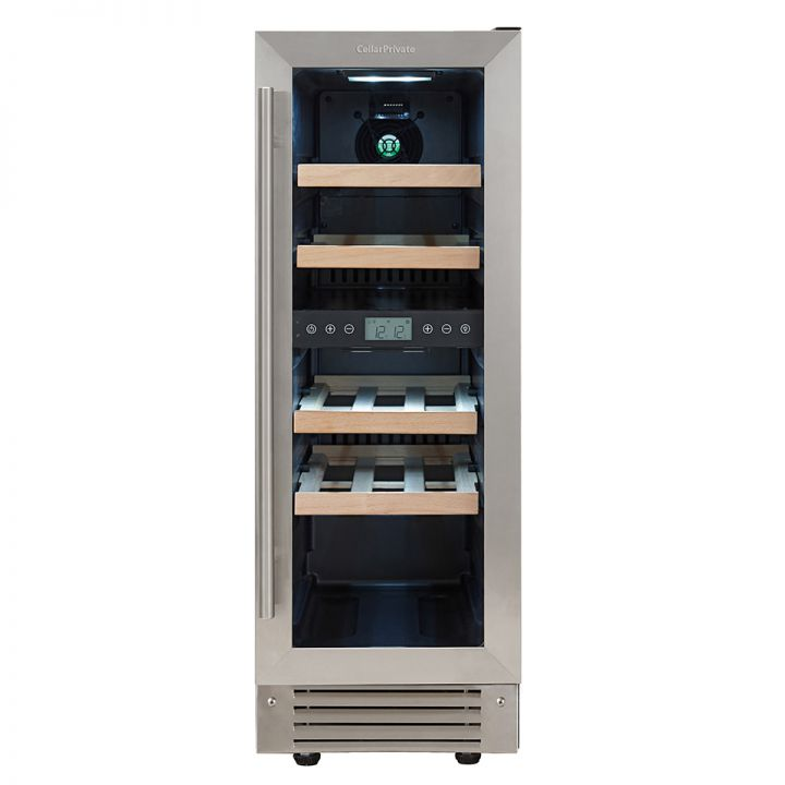 Винный шкаф на 17 бутылок Cellar Private CP017-2T