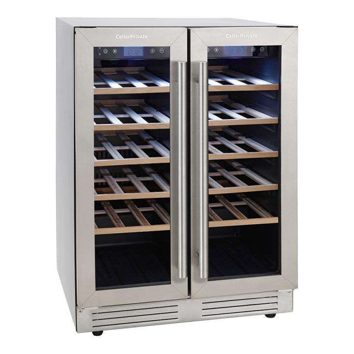 Винный шкаф на 42 бутылки Cellar Private CP042-2T