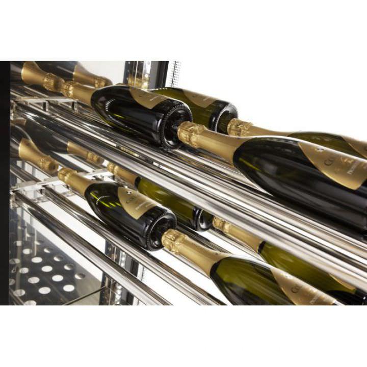Полка из нержавеющей стали ST5/02 для винных шкафов BRERA