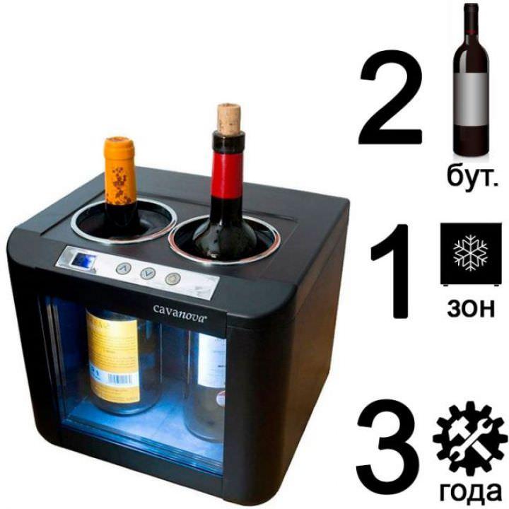 Охладитель для вина Open Wine Cavanova OW002