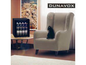 Обзор винного шкафа Dunavox DX-16.46K
