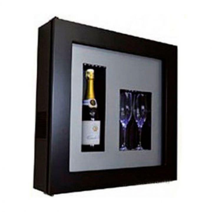 Охлаждающая витрина для вина IP Industrie QV12-N1152B