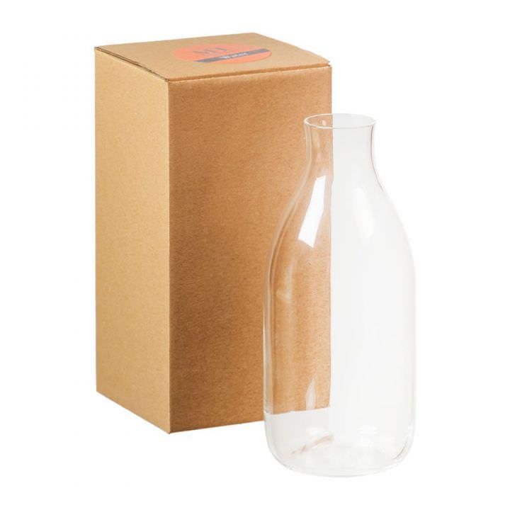 Графин для воды Marktomas Double Bend Selection Bottle 0,8л