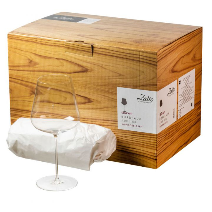 Бокалы Zalto Bordeaux 6 шт