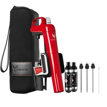 Набор Coravin Model Two Elite Plus Pack Red