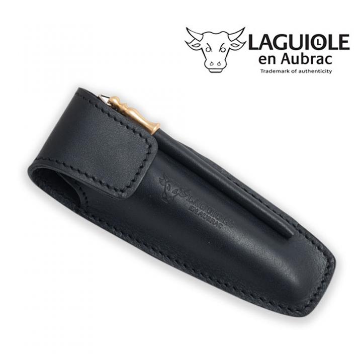 Чехол для штопора Etui cuir d'Aubrac Noir