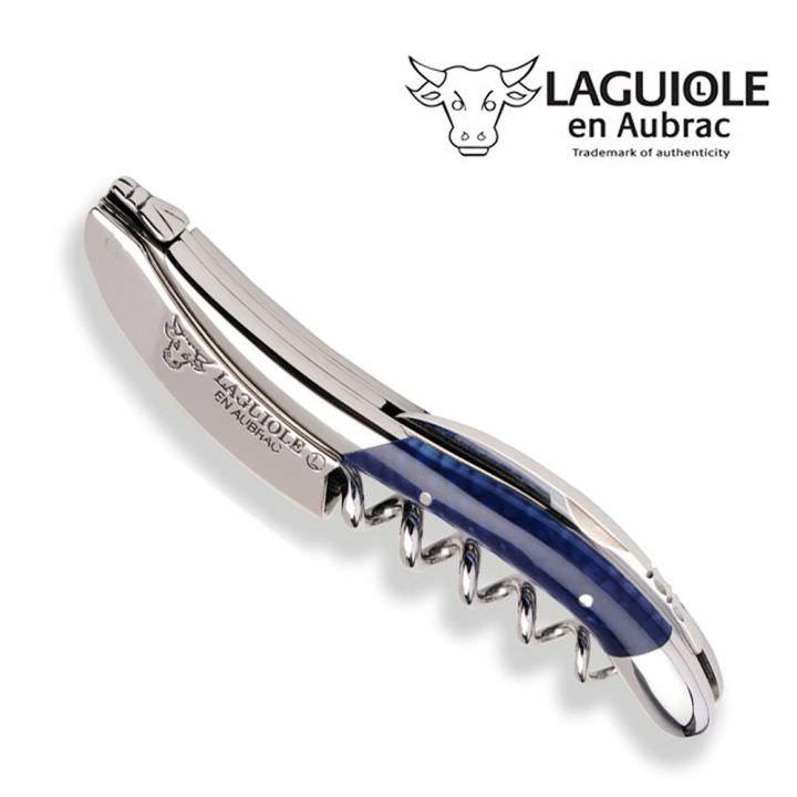 Штопор Laguiole En Aubrac Sommelier Juma Bleu