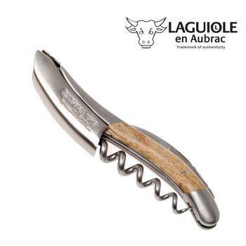 Штопор Laguiole En Aubrac Sommelier Bois d'Aubrac Brosse