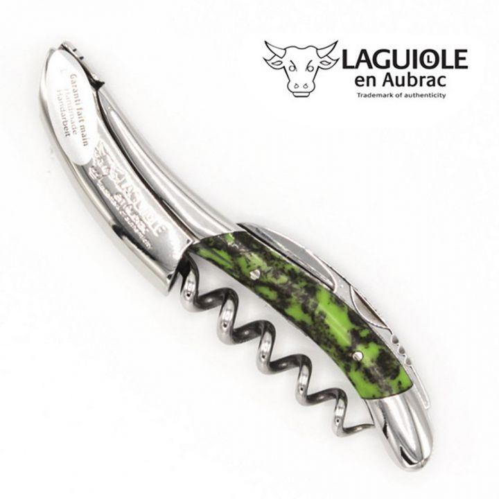 Штопор Laguiole En Aubrac Sommelier l'Organique Vert