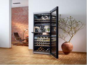 Как выбрать винный шкаф для дома?