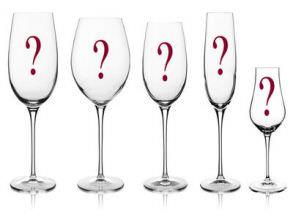 Отличие бокалов для белого вина